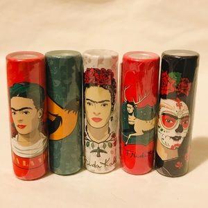 Frida Kahlo lipstick set htf 💗NEW💗